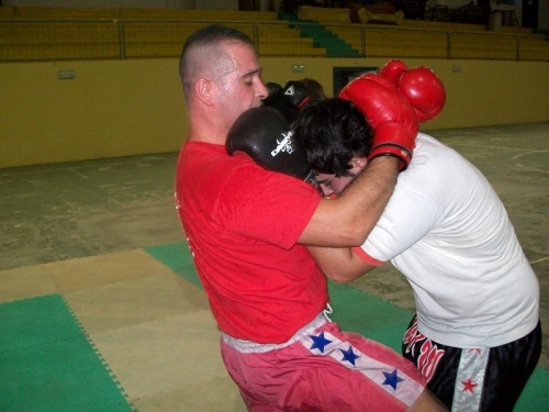 Muay thai-Kick boxing