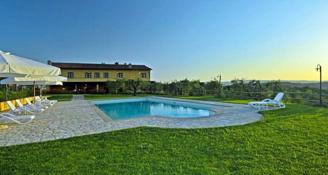 Agriturismo l 39 antica fornace agriturismo con piscina a san gimignano - Agriturismo san gimignano con piscina ...