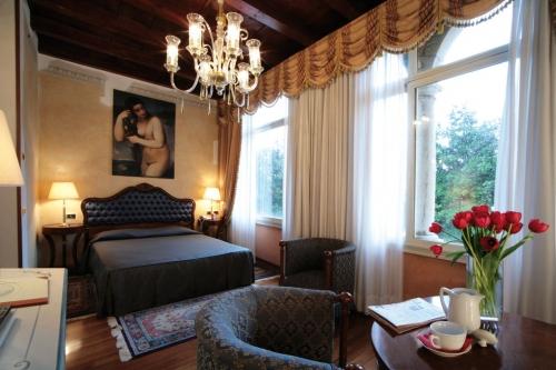 Villa quaranta park hotel benessere termale a verona for Soggiorno verona