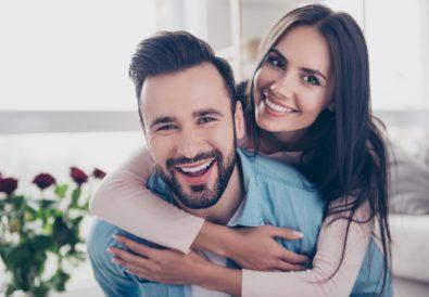 Vita di coppia felice