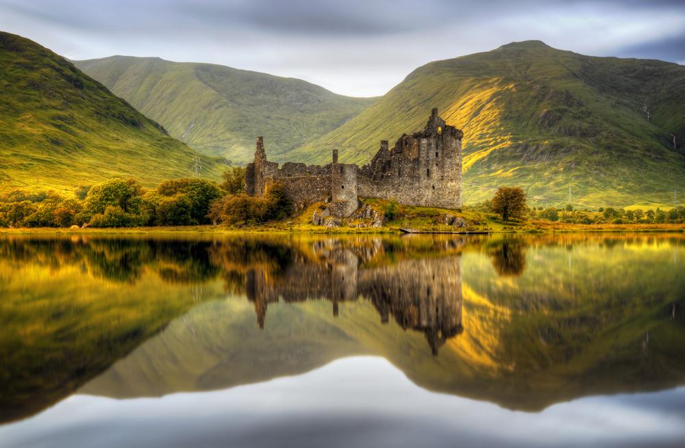 Tour in Scozia