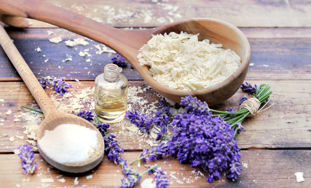 Un sapone homemade a base di bicarbonato
