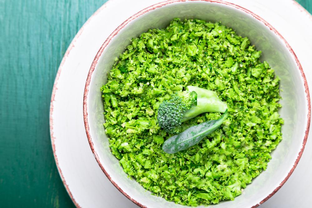 Riso con broccoli