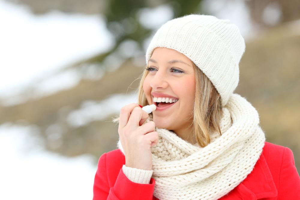 Come proteggere le labbra dal freddo