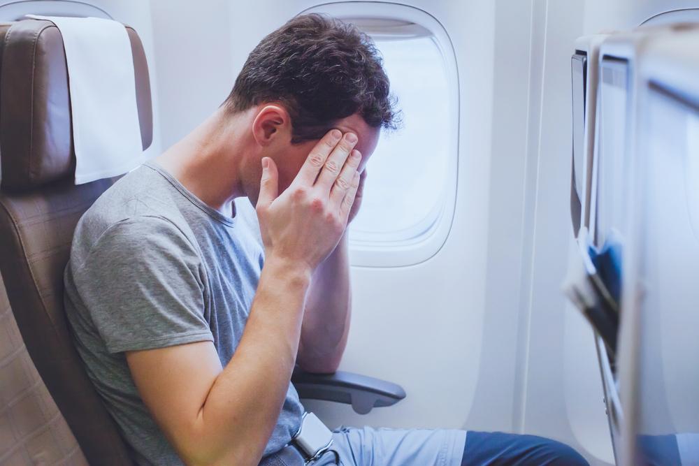 Paura di volare e dell'aereo
