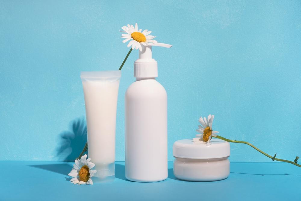 Uno shampoo addolcente alla camomilla